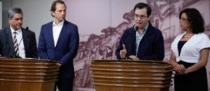 """Pedro Maldonado: Reunión entre Gobierno y televisoras concluyó con """"un gran avance"""""""