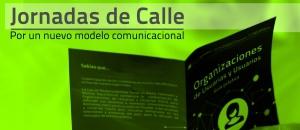 Jornadas de Calle por un nuevo modelo comunicacional inclusivo en Venezuela