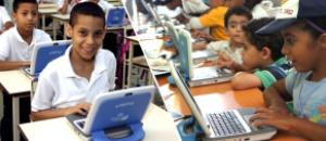 Gobierno Nacional sigue dotando a estudiantes con computadoras Canaimitas
