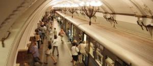 Rusia revoluciona las conexiones inalámbricas en el metro de Moscú
