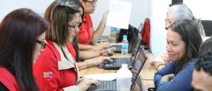 Jornada del ISLR para trabajadores de Conatel totalizó 637 mil bs