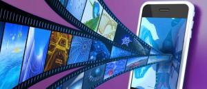 Televisión tradicional se ve amenazada por auge del video a través de internet