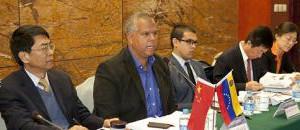 Venezolanos trabajan en China Fase de Revisión Preliminar del Satélite Sucre