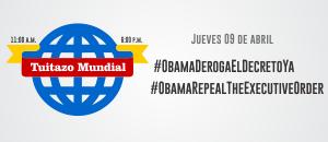 Venezolanos y pueblos del mundo harán vibrar a Twitter por quinta oportunidad