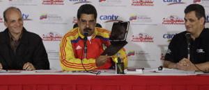 Presidente Maduro anunció seminario de Socialismo y Telecomunicaciones