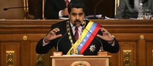 Presidente Nicolás Maduro pide paz y unión nacional por el Esequibo