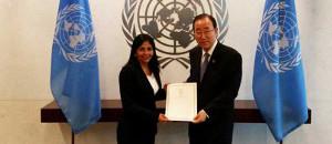 Venezuela solicitó a la ONU designar Buen Oficiante para resolver diferendo del Esequibo