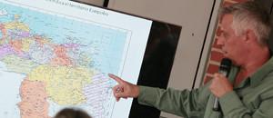 Venezolanos debaten sobre soberanía territorial