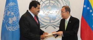 Venezuela exige ante la ONU respeto al Acuerdo de Ginebra