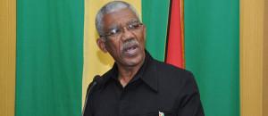 Presidente de Guyana rechaza reactivación del Buen Oficiante