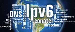 Portal web de Conatel ya soporta conexiones IPv6