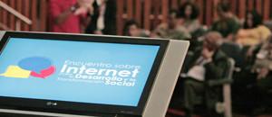Debate regional sobre Internet toma Caracas