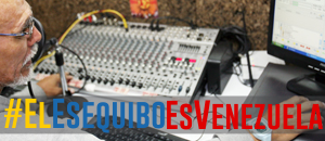 Medios comunitarios se suman a la defensa del Esequibo