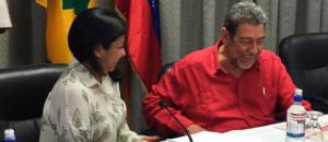 San Vicente y las Granadinas suma votos por la paz regional