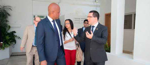 Presidente de Haití pide a Guyana aceptar el diálogo