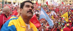 #VenezuelaExigeRespeto retumba en el mundo