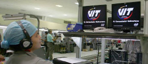 VIT producirá servidores informáticos para exportación