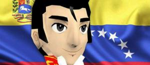 Jóvenes crean videojuego inspirado en el Libertador