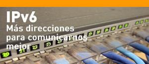 Avanza preparación de servidores públicos en IPv6