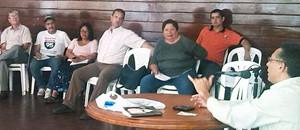 Instalan talleres de Locución y Producción Radial en Ureña