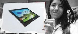 Más de seis mil jóvenes recibieron tabletas Canaima