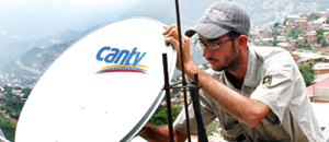 Jóvenes se forman en reparación de equipos Cantv-Movilnet