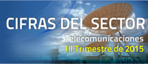 Conatel publica cifras de telecomunicaciones del 3er trimestre 2015