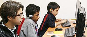 Pequeños aprendieron a programar videojuegos