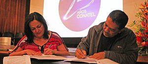 Alianza para exportar producciones audiovisuales
