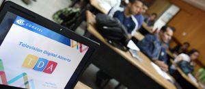 CONATEL inició curso de Televisión Digital Abierta