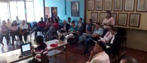 Conatel inició formación de usuarios y comunicadores populares en todo el país