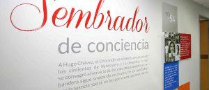 "CONATEL inaugura exposición ""Chávez Sembrador de Conciencia"""