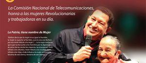 Mujer venezolana ha sido empoderada en Revolución