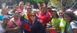 Fuerza trabajadora de Conatel celebró su día apostando por la Revolución