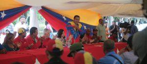 Andrés Eloy Méndez: Hemos decidido ser libres y soberanos