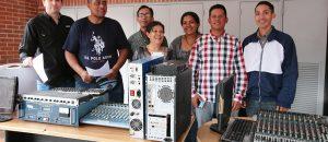 CONATEL entregó equipos a 5 radios comunitarias de Mérida