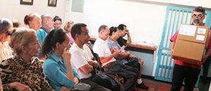 Farmapatria Conatel distribuye medicamentos a usuarios de 0800-SALUD-YA