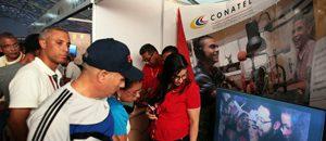 CONATEL atiende solicitudes de usuarios en FIC-TEC 2017