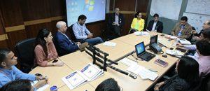 (+Video) Conatel y telefónicas se reúnen para mejorar servicios