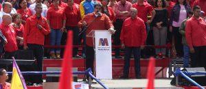 Maduro llama a sellar victoria electoral por la prosperidad y renovación del país