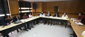 Debaten propuestas para fortalecer labor de los Comités de Usuarios