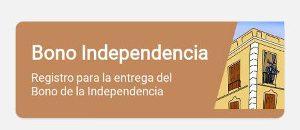 Activada aplicación VeQR para optar por el Bono Independencia