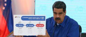 Sueldo mínimo integral de los venezolanos aumentó 95%