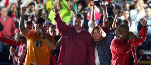 Presidente Maduro reelecto con el 67.76% de los votos