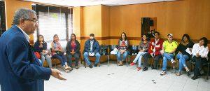 Conatel inicia talleres de percepción crítica para sus trabajadores