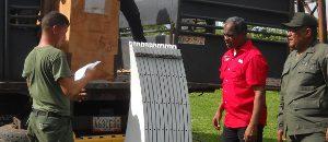 Instalada antena de RNV en el Esequibo