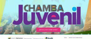Plan Chamba Juvenil celebra su primer aniversario