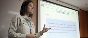 Trabajadores de Conatel reciben curso de bienes públicos