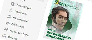 200 mil venezolanos por hora reciben Bono de Reconversión a través del Carnet de la Patria