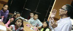 (+Galería) Conatel impulsa formación de niños en producción y locución radiofónica
